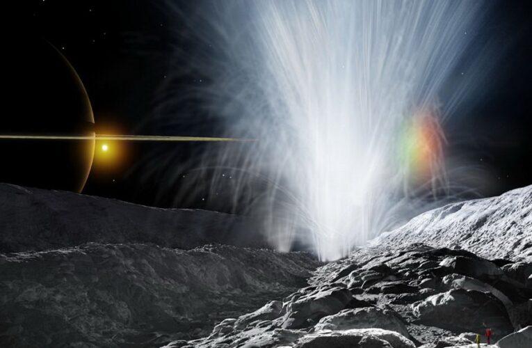На спутнике Сатурна ученые нашли океан с подводными течениями