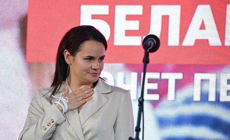 Против Тихановской возбудили дело о подготовке теракта