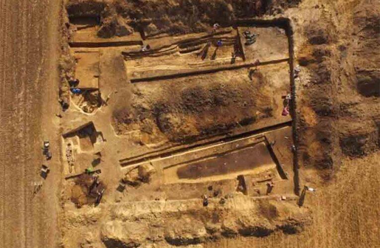 Курганный комплекс первых фермеров Европы найден в Польше