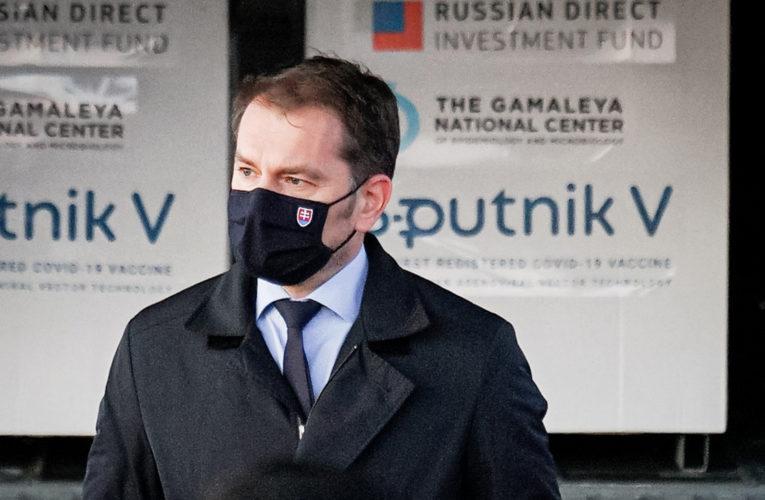 Премьер Словакии пообещал России Закарпатскую область в обмен на российскую вакцину Спутник V