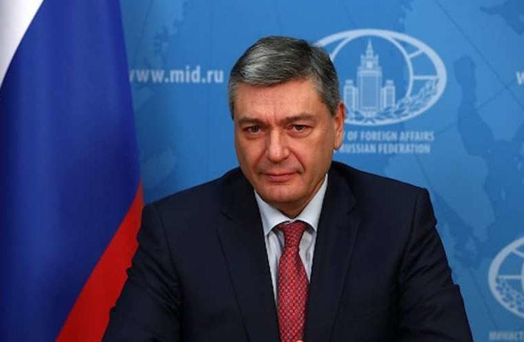 В России отреагировали на анонсированый Украиной мирный план по Донбассу