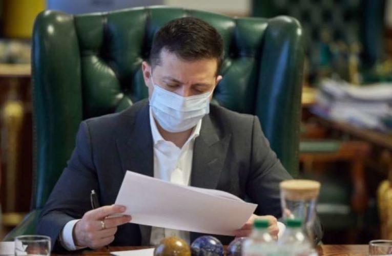 Зеленский провел кадровые перестановки в регионах