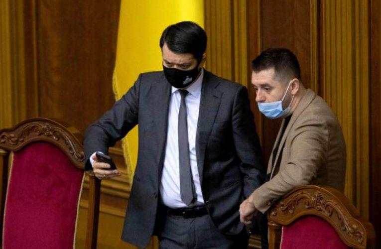 Слухи о возможной отставке Разумкова прокомментировали  в «Слуге народа»