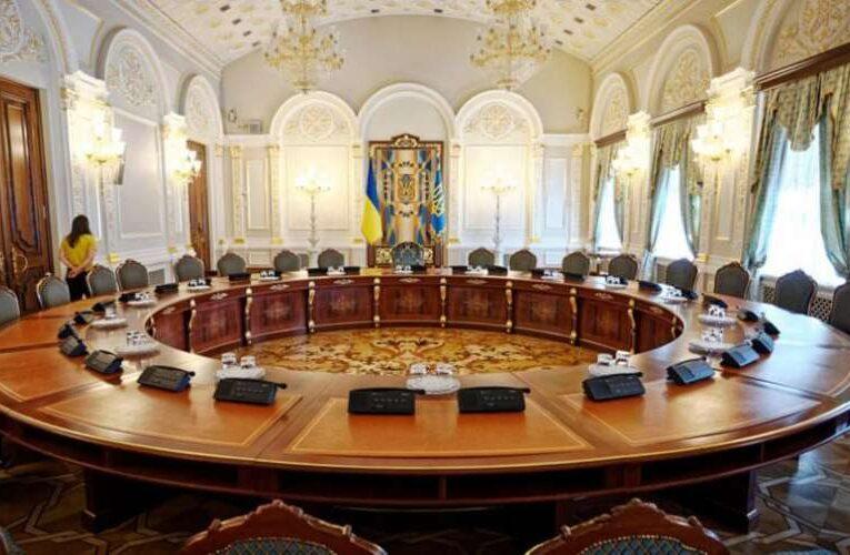 Сегодня состоится очередное заседание СНБО