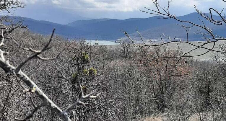 В Крыму стремительно истощается еще один водоем