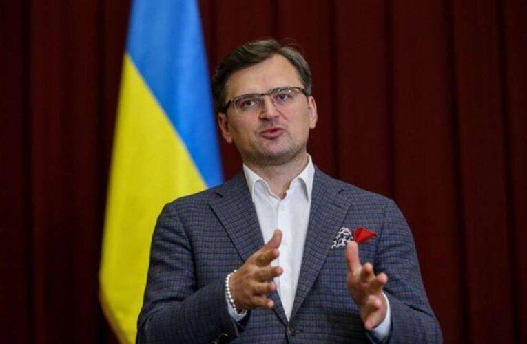 Кулеба заявил, что войну на Донбассе можно прекратить за неделю