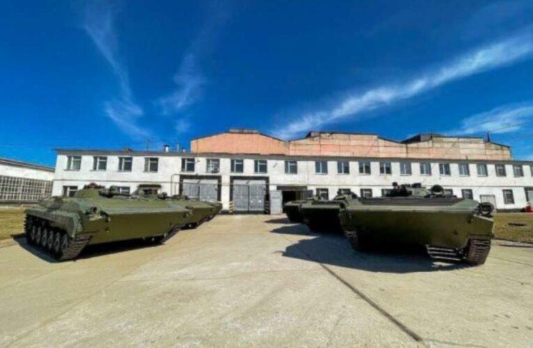 ВСУ передали партию боевых машин пехоты, прибывших из Польши