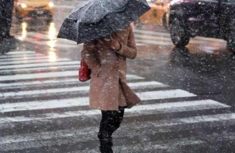 В Украине существенно похолодает и пойдет снег
