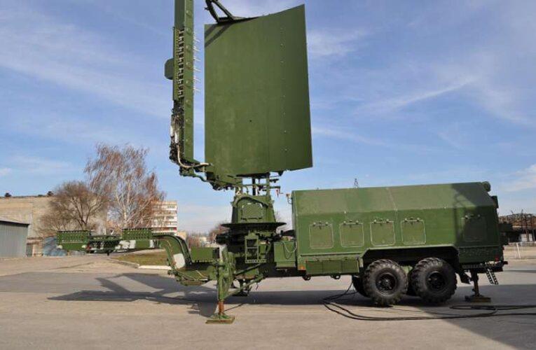 ВСУ получили уникальную современную радиолокационную станцию