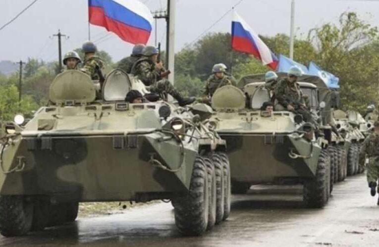 Хомчак заявил о перебрасывании российский войск к границе с Украиной