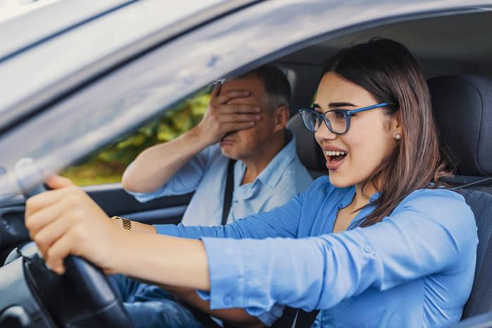 Украинские водители будут сдавать на права по новым правилам