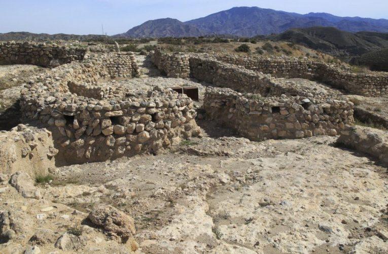 В Испании найдена гробница правительницы Эль-Аргара, которой 4000 лет