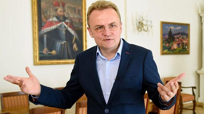 Мэр Львова Садовой решил ввести локдаун