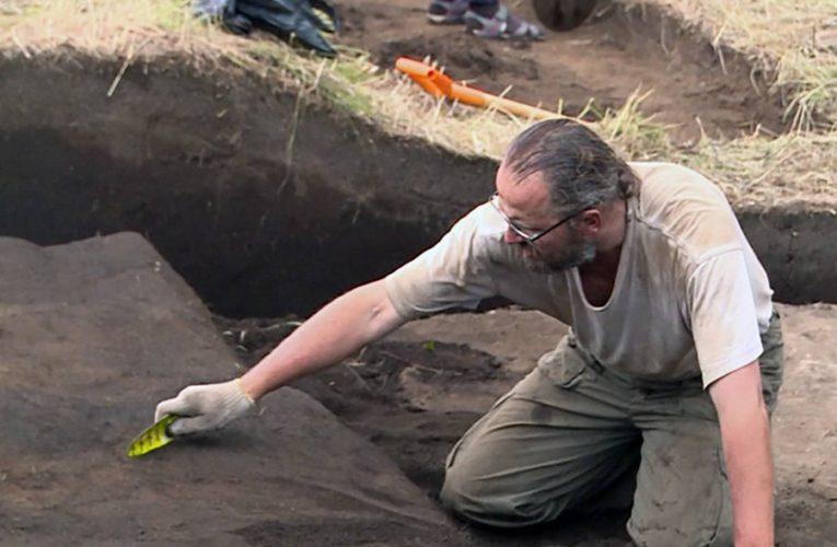 5500-летние мегалитические гробницы нашли в Польше