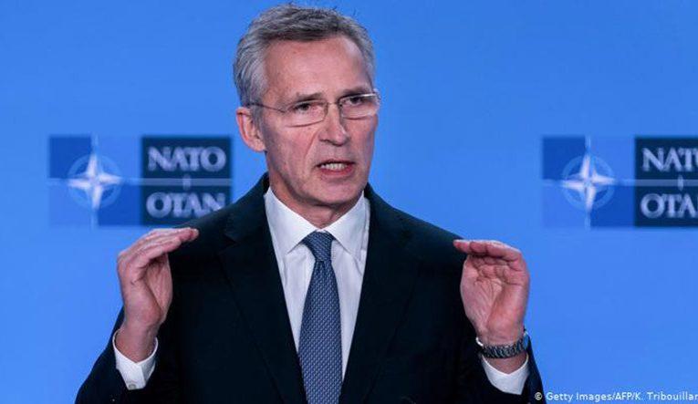 Генсек НАТО назвал среди главных угроз терроризм и Россию