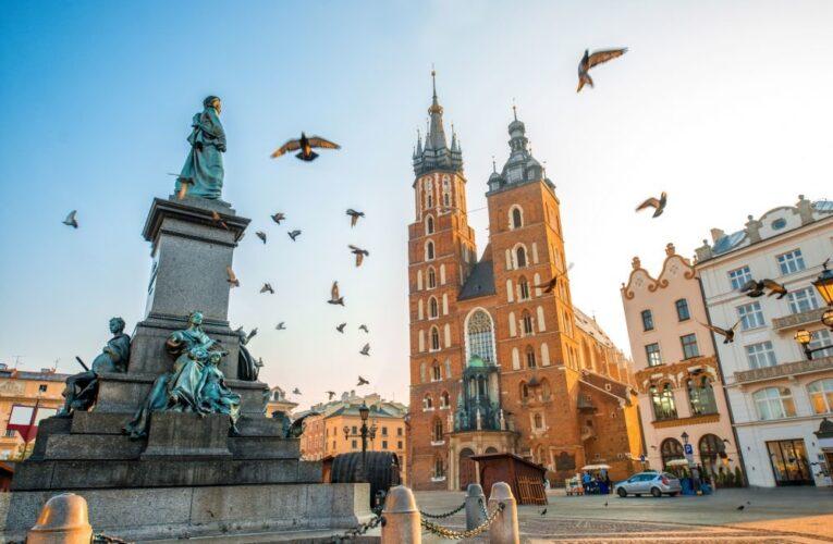 Власти Польши объявили национальный локдаун из-за пандемии