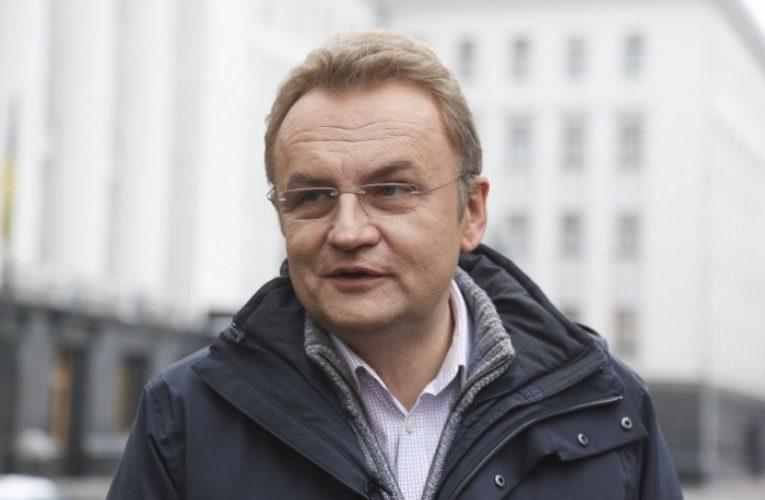 Мэр Львова прокомментировал 14 админпротоколов от НАПК