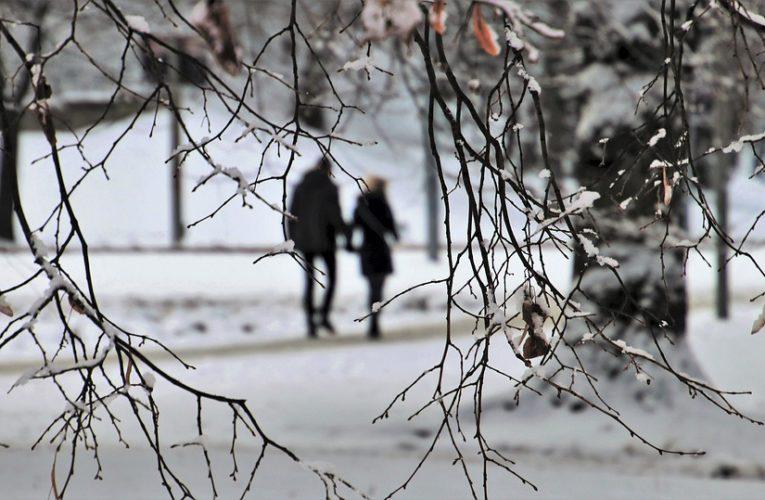 Холодный атмосферный фронт принесет в Украину мокрый снег и заморозки
