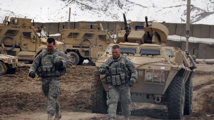 Пентагон назвал причину вывода войск из Афганистана