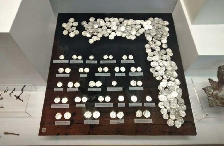 Археологи обнаружили в Болгарии крупный клад древнеримских монет