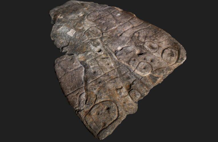 Найдена самая древняя карта Европы