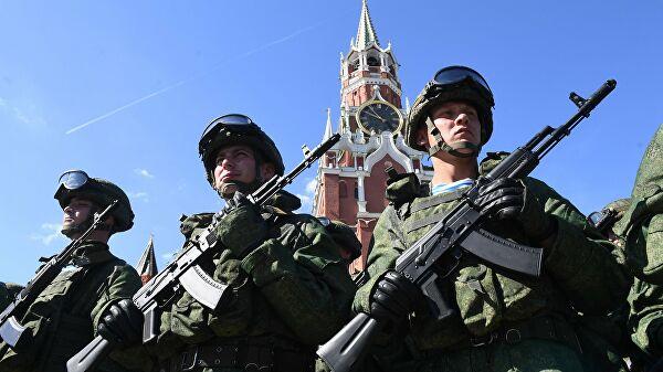 Российская армия начала проверять боеготовность
