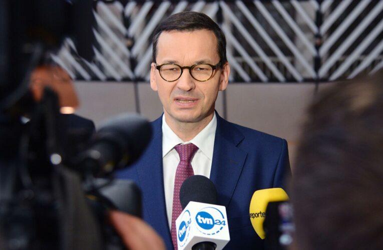 Премьер Польши назначил совещание с Чехией и Словакией «по российской теме»