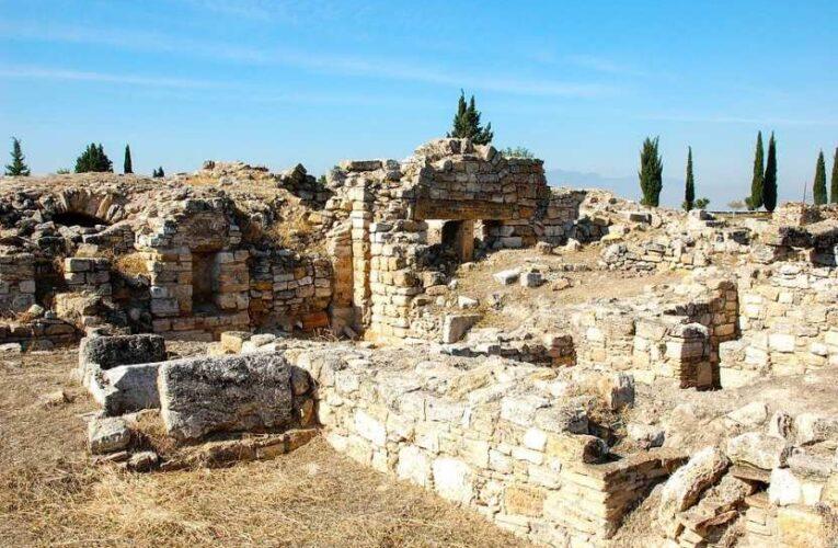 Археологи обнаружили уникальный древнеримский сейф