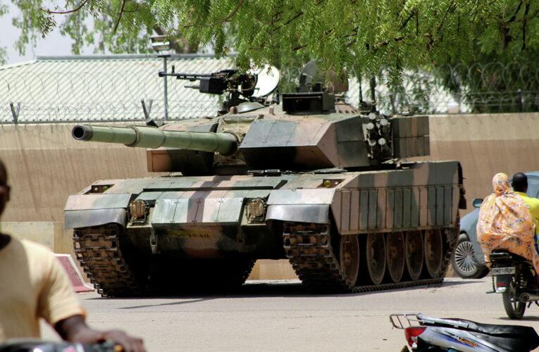 Чад открыл границы после смерти президента