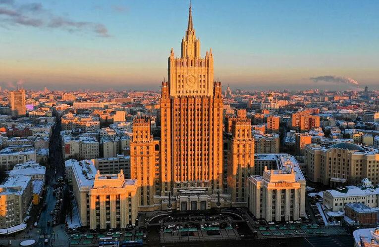В МИД РФ сообщили о попытке обнулить дипломатический скандал