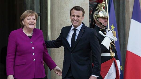 Названа дата переговоров Меркель, Макрона и Зеленского