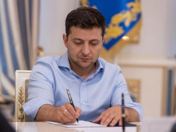 Зеленский подписал указ о вакцинации населения от коронавируса