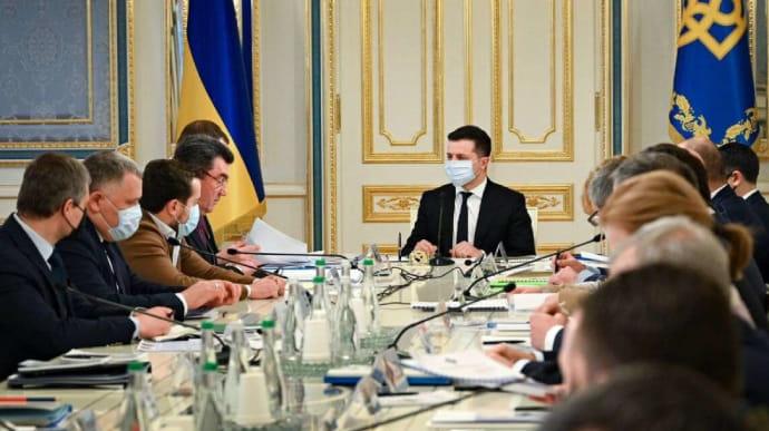 СНБО принял второй пакет санкций против контрабандистов