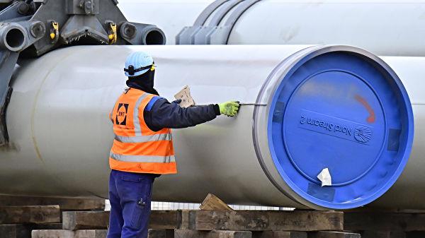Объемы газа в «Северном потоке — 2» захотели увязать с «поведением России»