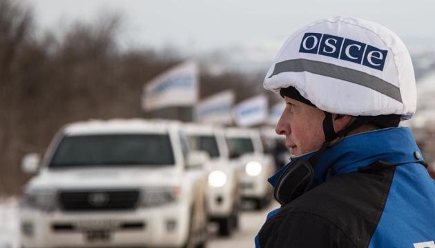 Россия отказалась объяснить ОБСЕ наращивание войск на границе с Украиной