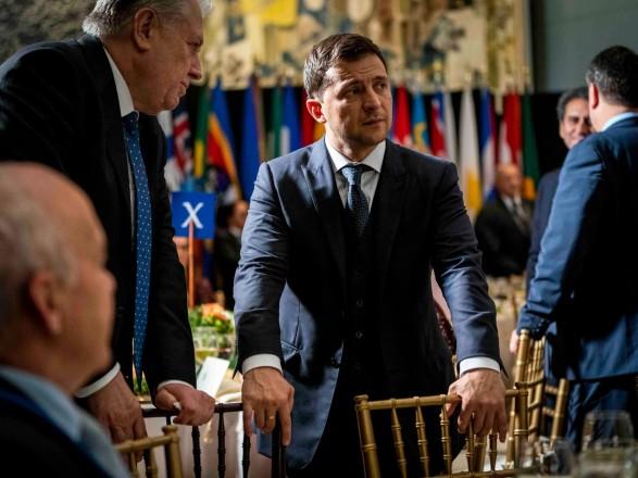 Зеленский уверен, что Украина решает будущее всей Европы