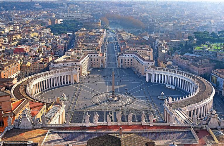 Ватикан откроется для туристов