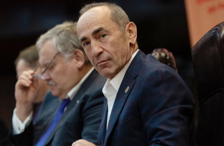 Суд снял с экс-президента Армении обвинения в свержении конституционного строя