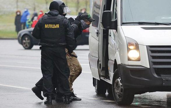 Правозащитники Беларуси назвали число задержанных в марте