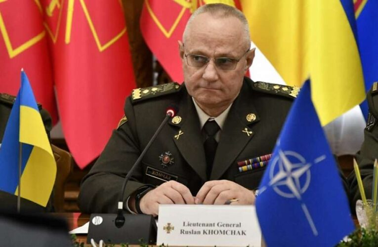 Хомчак назвал выгоды для НАТО от вступления в альянс Украины