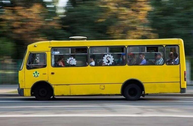 В Киеве водители маршруток массово отказываются выходить на рейсы