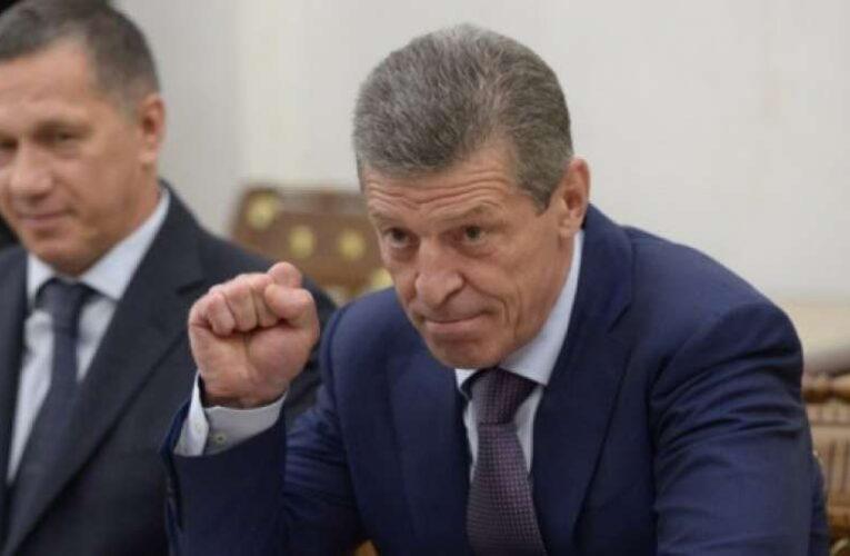 Кремль отреагировал на поездку Зеленского в зону ООС угрозами