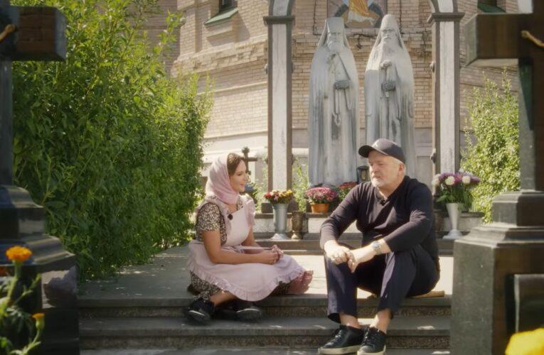 """Оксана Марченко выпустила новую серию """"Паломницы"""" о смерти"""