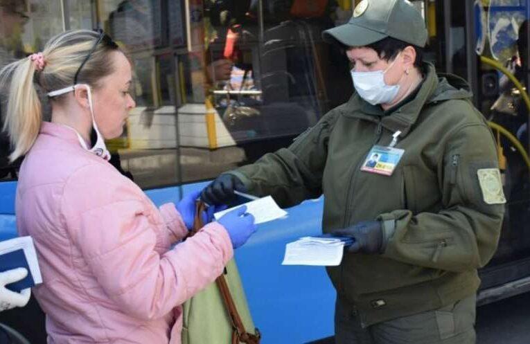 В Украине изменился порядок пересечения госграницы в условиях карантина