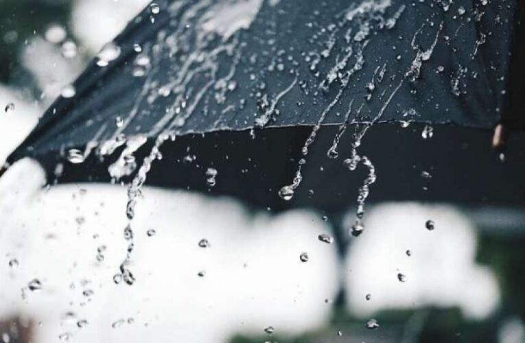 В Украину идет дождевой циклон Ксандер