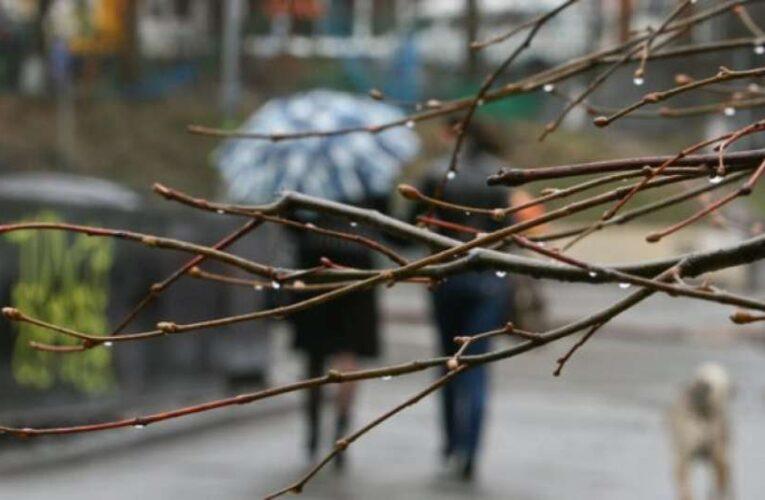 В Украину идет циклон с заморозками