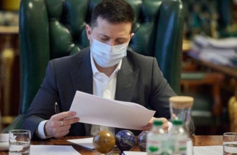 Зеленский назначил глав трех РГА