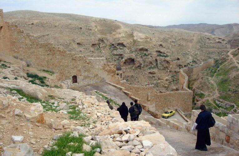 В секторе Газа найдены святые захоронения
