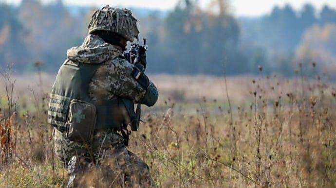 В зоне ООС зафиксировано шесть обстрелов от боевиков