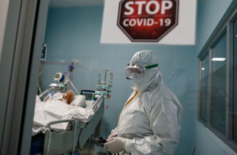 В Киеве от коронавируса умерли уже больше 3,6 тысячи человек